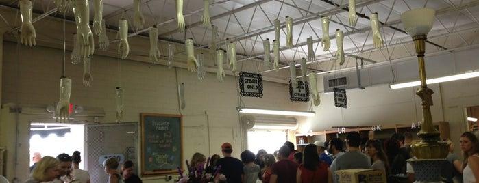 Brocante Vintage Market is one of Vintage/thrift.