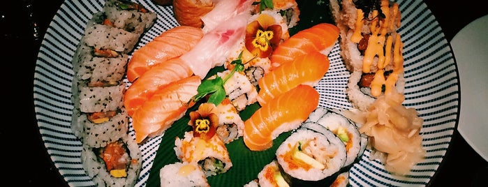 Aqua Kyoto is one of Bottomless Brunch in London.