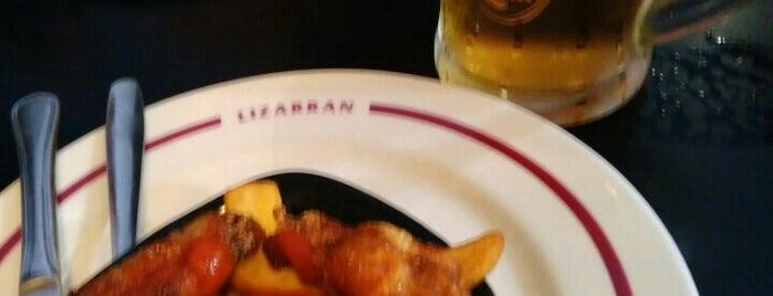 Lizarran is one of Lizarran Tabernas.