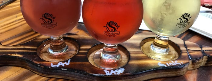 Serpentine Cider is one of San Diego to-do's.