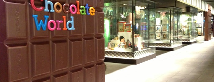 Royce' Chocolate World is one of Sights in Japan.
