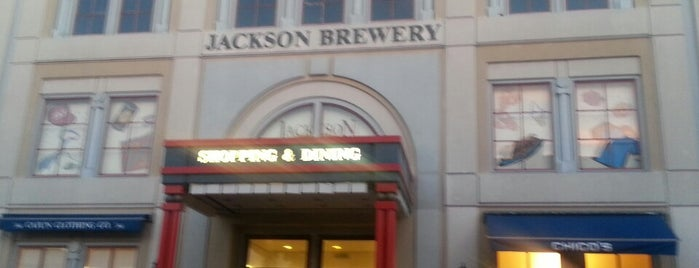 Jackson Brewery is one of Booze and beer.