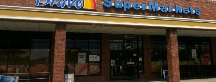 Bravo Supermarkets is one of Jeanna's Liked Places.