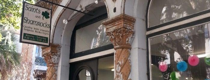 Saints And Shamrocks is one of Hilton Head & Savannah.