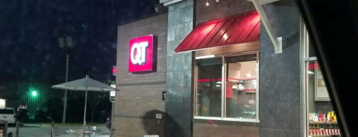 QuikTrip is one of Theresa FiftyShades's Liked Places.