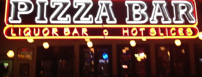 Pizza Bar is one of Happy Hours.