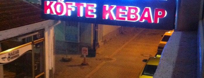 Bodur Köfte is one of Aydın'ın Kaydettiği Mekanlar.