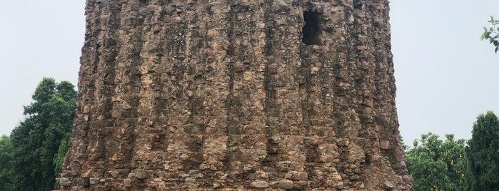 Alai Minar is one of インド。🇮🇳.