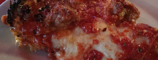 Pequod's Pizzeria is one of FOOD.