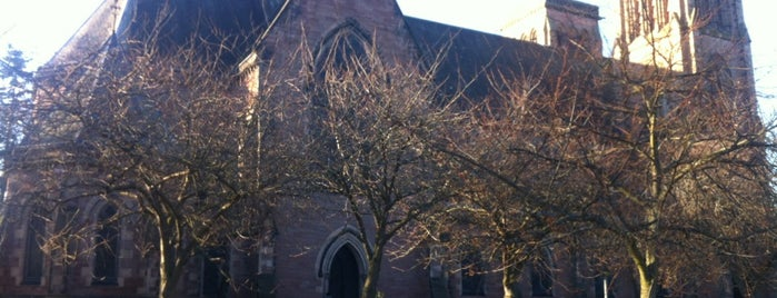 Inverness Cathedral is one of Inverness.