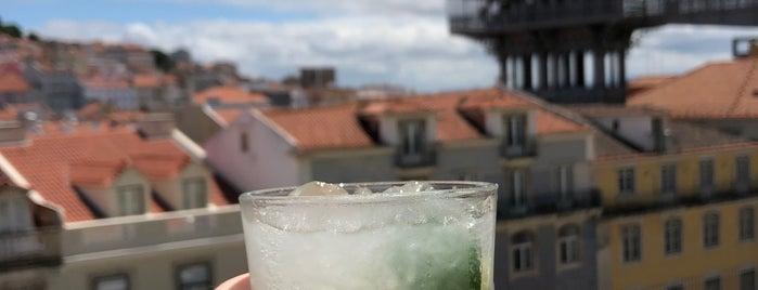 Topo | Chiado is one of Lisbon.