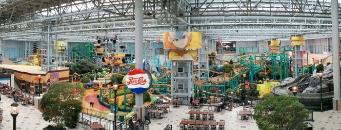 Mall of America is one of Far Far Away.