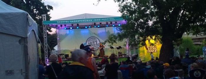 Saskatchewan Jazz Festival is one of Saskatoon.