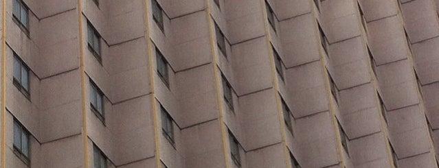 Hotel Fiesta Americana Reforma is one of Rascacielos en la Ciudad de México..