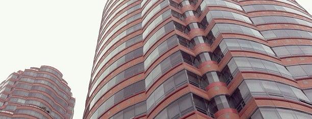 Residencial Del Bosque is one of Rascacielos en la Ciudad de México..