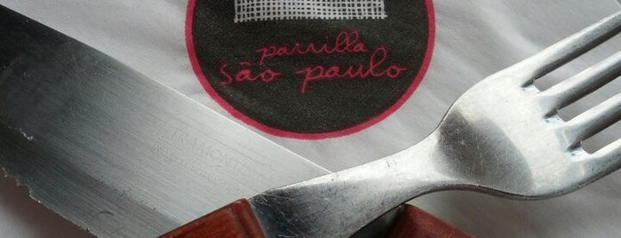 Parrilla São Paulo is one of Restaurantes do dia a dia.