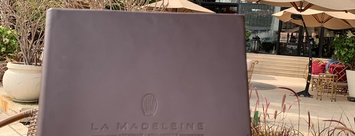La Madeleine is one of Posti che sono piaciuti a Tawfik.