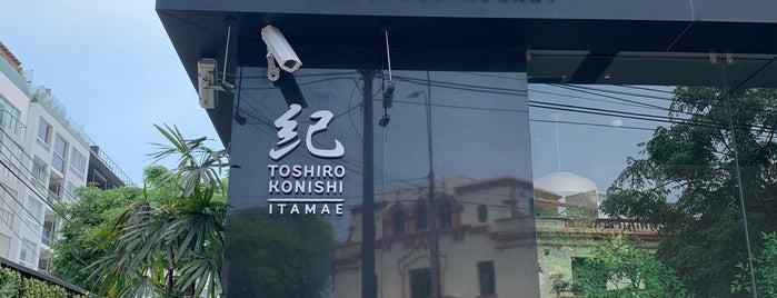 Toshi Nikkei Restaurant is one of Ocasió Esp..