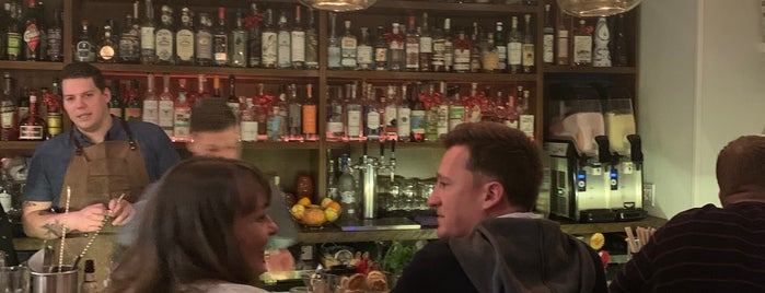 Tahona Bar is one of สถานที่ที่บันทึกไว้ของ TheDL.