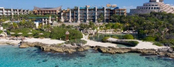 Hotel Xcaret Mexico is one of Leopoldo : понравившиеся места.