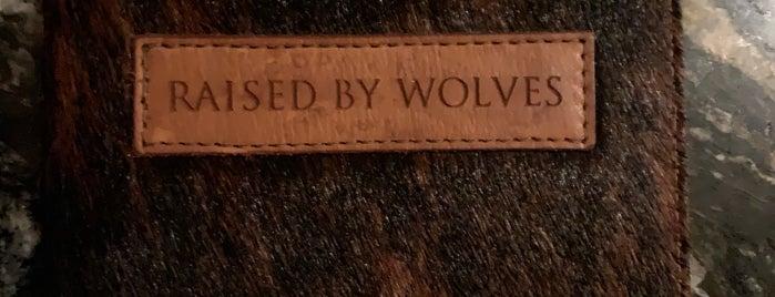 Raised By Wolves is one of Orte, die Vrutti gefallen.