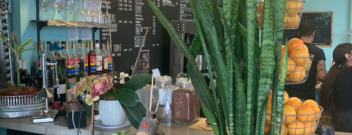 Smarts Cafe is one of Best of San Diego.
