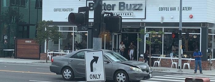 Better Buzz Coffee Hillcrest | Coffee Bar & Roastery is one of Paul'un Beğendiği Mekanlar.