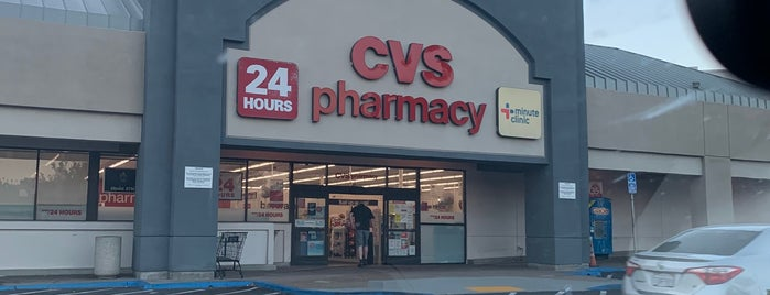 CVS pharmacy is one of San Diego.