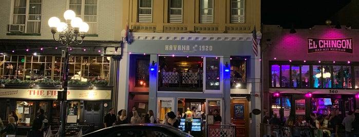 Havana 1920 is one of San Diego.