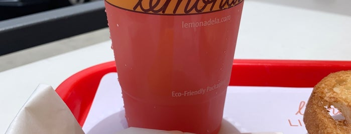 Lemonade is one of Tempat yang Disimpan Carl.
