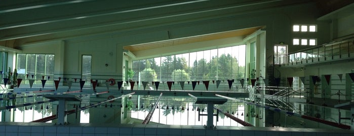 Ålands Idrottscenter is one of Lugares favoritos de Vladislav.