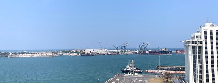 Veracruz is one of Lieux qui ont plu à Roberto.
