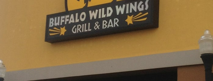 Buffalo Wild Wings is one of Restaurants I've Tried.