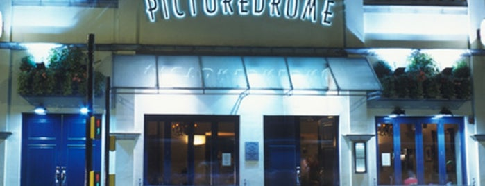 The Picturedrome is one of Guide to Northampton's best spots.