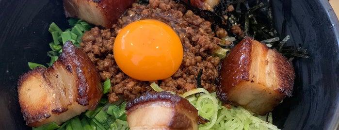 Menya Hanabi is one of KL Japanese Restaurants.