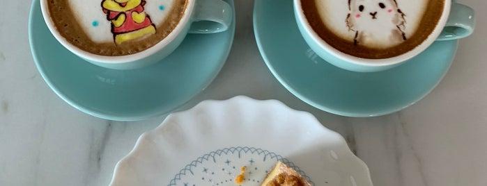 Bookmark Coffee PJ is one of KL Coffee.