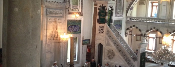 Gazi Ahmet Paşa Camii is one of 3-Fatih to Do List | Spiritüel Merkezler.