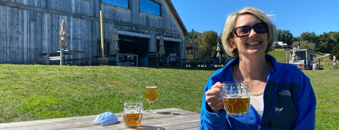 Fonta Flora Brewery At Whippoorwill Farm is one of Breweries 🍺.