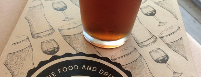 Craft and Cork Gastropub is one of Food.