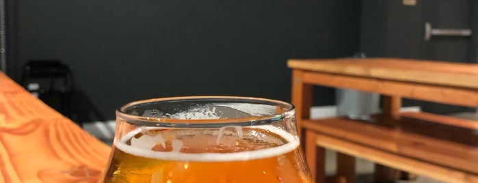 Lincoln Beer Company is one of Tempat yang Disukai Shawn.