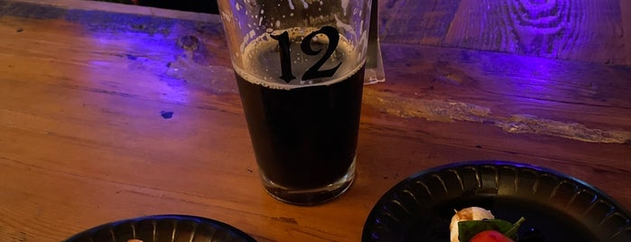 12 Gates Brewing Co is one of Buffalo.