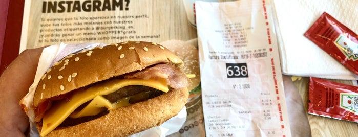 Burger King is one of Posti che sono piaciuti a Danny.