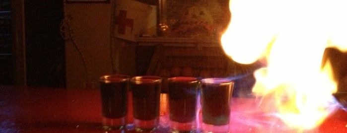 Chupitos Bar is one of Lugares que conozco en Baires! y Vamos por más....
