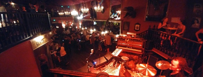Lefty's Old Time Music Hall is one of Brisbane Recs.