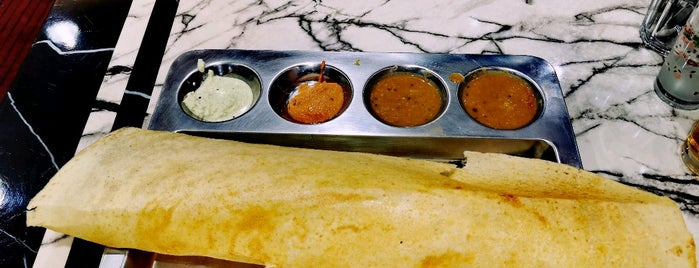 Dosa & Sambal Express is one of The pick of Plumstead.