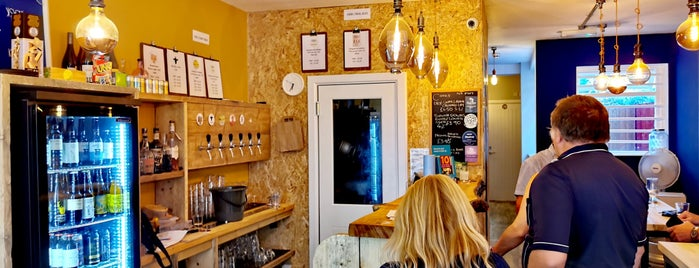The Plum Tree is one of South East Micropubs.