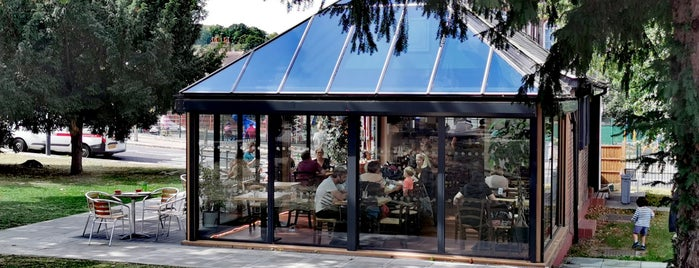 The Slade Café is one of The pick of Plumstead.