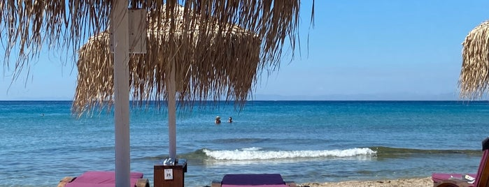 Tahiti beach bar is one of Athens.
