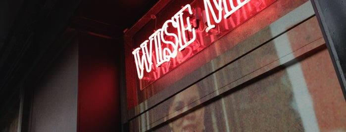 Wise Men is one of NYC Bars.