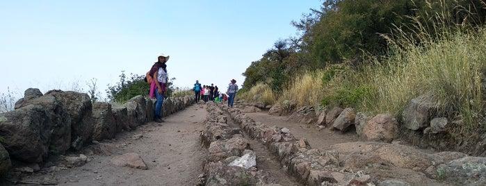 Zona Arqueologica de Tetzcutzingo is one of Arqueología.
